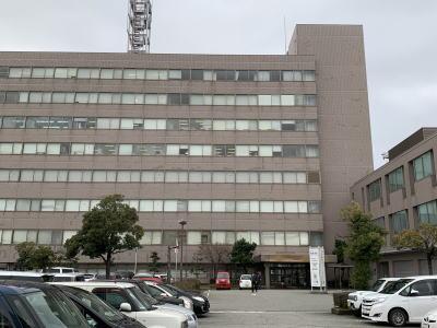 金沢駅西合同庁舎