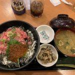 いくら&マグロたたき丼 ココス金沢示野店