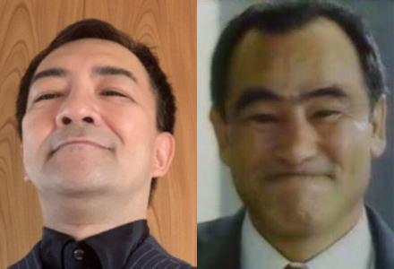 ゆーじと故・川谷拓三さん