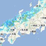 2020年6月26日(金) 10:00頃の天気図