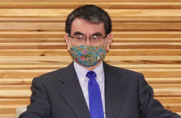 河野ワクチン担当大臣