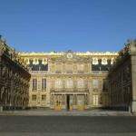 フランスのベルサイユ宮殿の敷地内にホテル